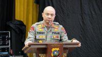 Kapolda Sumbar, Irjen Teddy Minahasa Putra. (Dok. Humas Polda Sumbar)