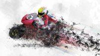 Ilustrasi Moto GP. (Foto: Dok. Istimewa)