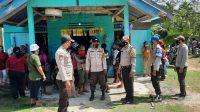 Patroli rutin Polres Kepulauan Mentawai di tengah masyarakat. (Foto: Dok. Polres Kepulauan Mentawai. (Foto: Dok. Polres Kepulauan Mentawai)