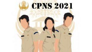 Ilustrasi tes CPNS