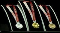 Torehan medali pertama diraih Indonesia. (Foto: Reuters).