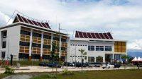Kantor Balai Kota Padang. (Foto: Dok. Istimewa)