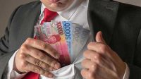Ilustrasi korupsi. (Foto: Dok. Shutterstock)