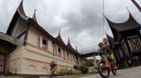 Kawasan Tradisional Rumah Gadang Balai Kaliki (Foto: Media Indonesia)