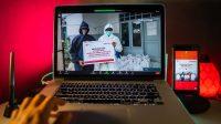 Telkomsel dan Rumah Zakat Salurkan Bantuan APD