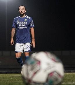 Marc Klok (Foto: Twitter BRI Liga 1)