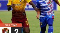 Hasil Laga Persewar Waropen vs Mitra Kukar (Foto: Twitter Liga2Match)