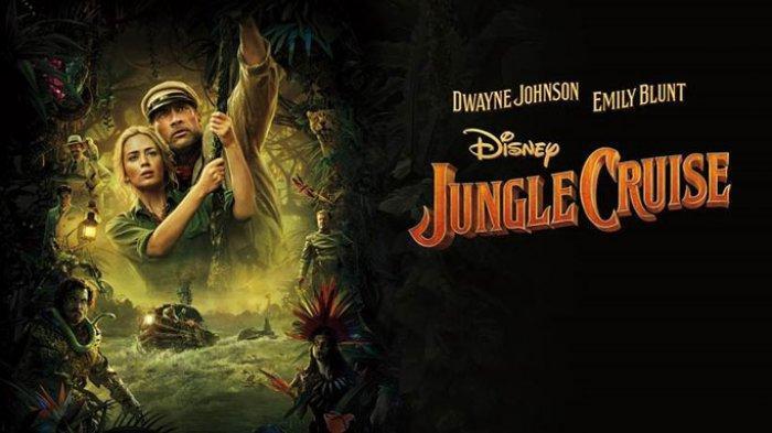Film Jungle Cruise (2021)