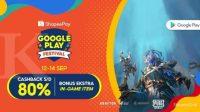ILUSTRASI. Promo ShopeePay Google Play Festival, dapatkan bonus ekstra in-game item PUBG Mobile