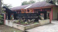 Kantor Dinas Lingkungan Hidup (DLH) Kota Padang. (Foto: Dok. Istimewa)