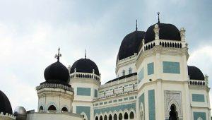 Masjid Raya Kota Medan-Sumatera Utara-Halonusa.com-Jadwal Sholat wilayah Kota Medan