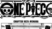 One Piece chapter 1029