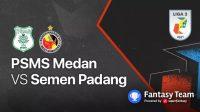 Link Streaming Nonton PSMS Medan Vs Semen Padang FC Liga 2 2021