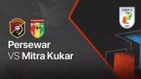 Prediksi Skor dan Susunan Pemain Persewar Vs Mitra Kukar Liga 2 2021