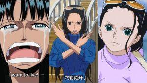 Prediksi Spoiler Manga Komik One Piece Chapter 1029 Nicho Robin Terancam