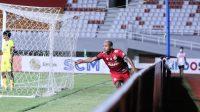 Penyerang Semen Padang FC, Mario Alberto Aibekop. (Foto: Dok. MO SPFC)