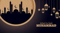 Kata Mutiara Menyambut Bulan Maulid Nabi Muhammad SAW | Cocok untuk Status WA, Facebook, Instagram dan Line